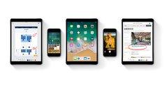 Beta 3 von iOS 11, macOS High Sierra und tvOS 11 steht zum Download bereit (Update)