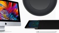 Keynote-Zusammenfassung: HomePod, iMac Pro, iOS 11 und macOS High Sierra