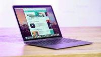 Update für MacBook, iMac und Co: Diese Änderungen enthält Apples Aktualisierung