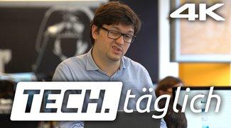 Panik bei Apple, Pixel von Google, Männerfinger touchen anders – TECH.täglich