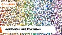 9 Lektionen aus Pokémon, die du niemals vergessen darfst