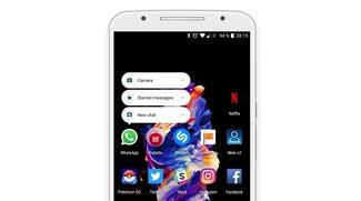 WhatsApp für Android: App-Shortcuts erleichtern Zugriff auf Funktionen