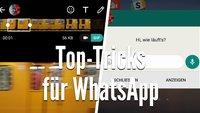 Video: Top-Tipps für WhatsApp