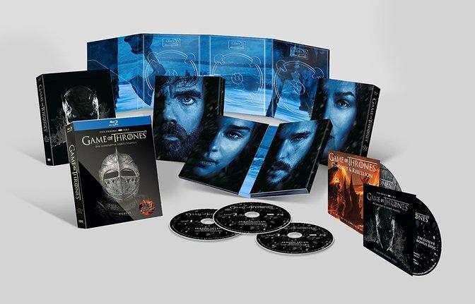 Game of Thrones Staffel 7 Digipak Blu-Ray81Jjkodxp5L._SL1500_