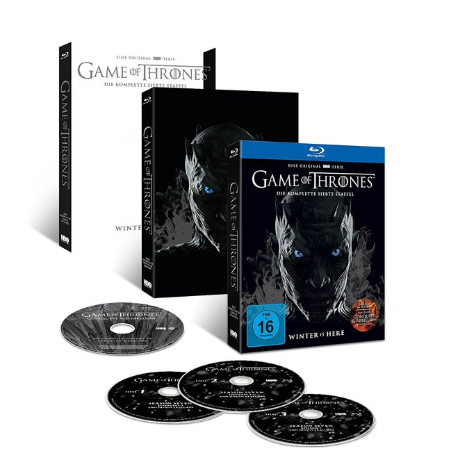 Game of Thrones Staffel 7 Standard Blu-Ray 81tmCyVCAlL._SL1500_