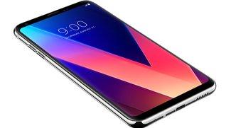 LG V30 mit Displayproblemen? Vergleich mit Galaxy S8 offenbart Schwächen