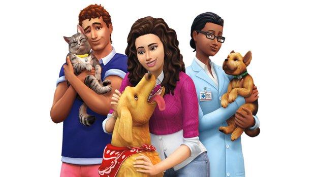Die Sims 4: Tierische Erweiterung mit Hunden &amp&#x3B; Katzen