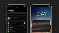iOS 11: Dark Mode (Smart-Invert) aktivieren – so geht's