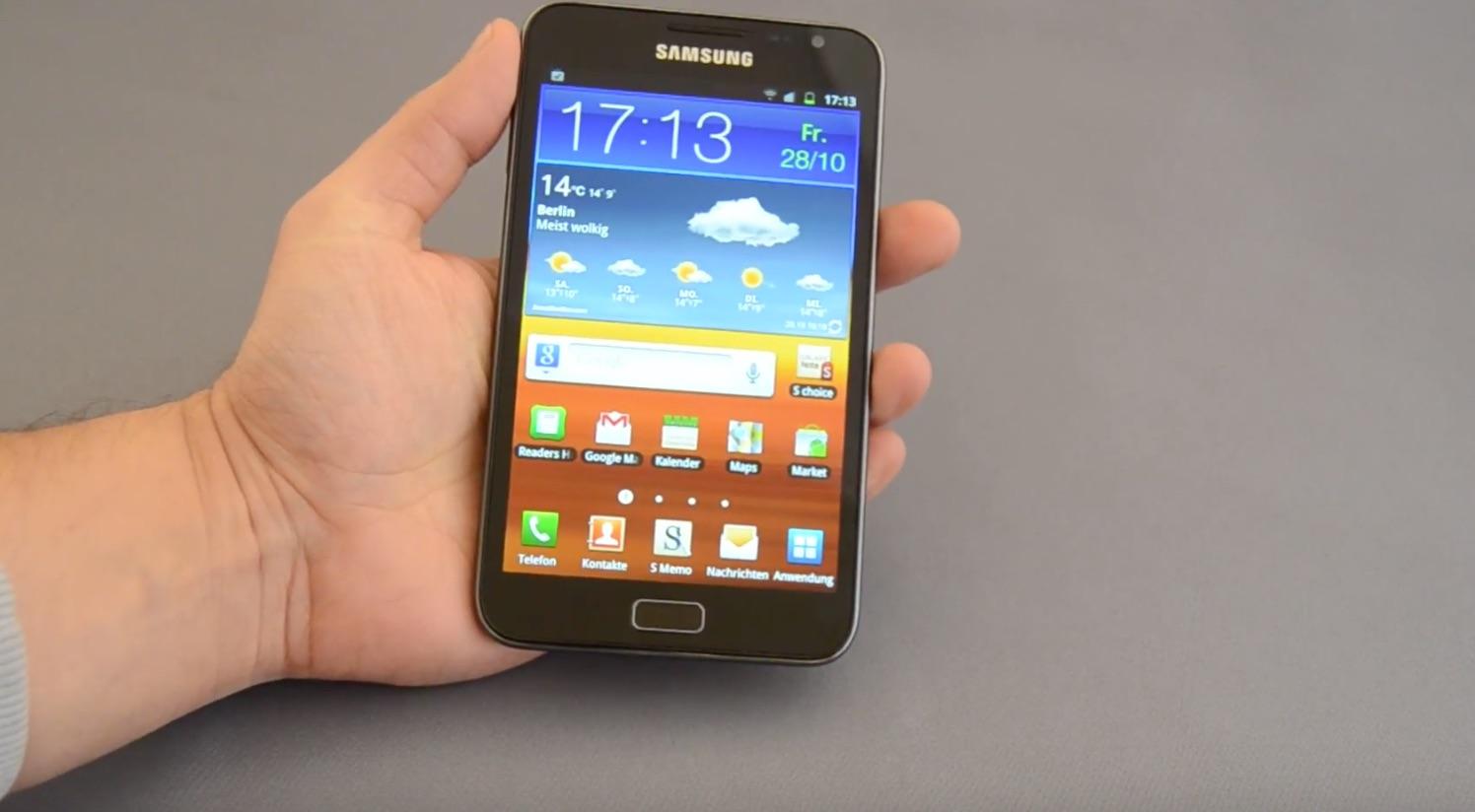 Galaxy Fold vs. Mate X: Faltbare Smartphones im Vergleich