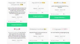 WhatsApp: Gruppen suchen & finden – so geht's
