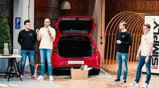 """Go Simply aus """"Die Höhle der Löwen"""" kaufen: Automatische Heckklappe fürs Auto zum Nachrüsten"""