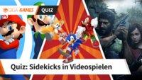 Einfach unzertrennlich: Zu welchen Spielen gehören diese 15 Sidekicks?