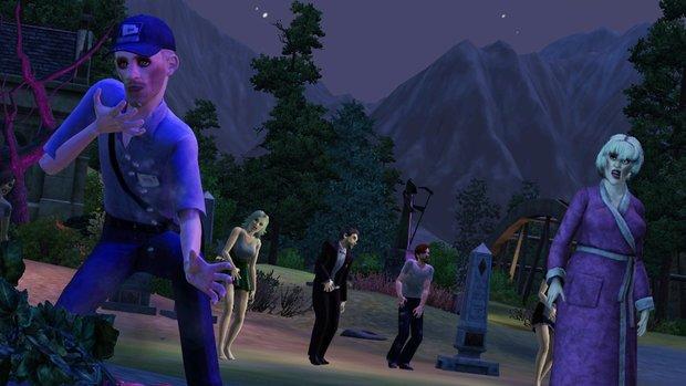 Die Sims 4: Bald wie Fallout und The Walking Dead?