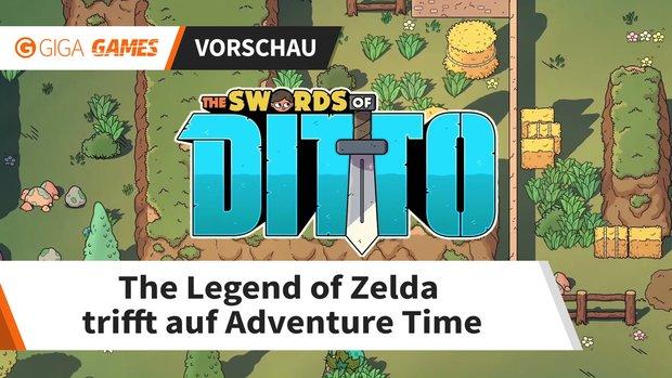 The Swords of Ditto: Unser Geheimtipp der gamescom 2017