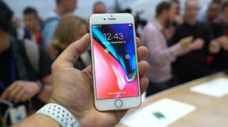 iPhone 8 (Plus) mit Vertrag: Angebote von Telekom, Vodafone und o2