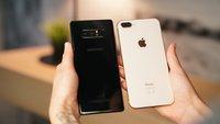 Testfotos: Kamera von iPhone 8 (Plus), 7 Plus, Galaxy S8 und Note 8 im Vergleich