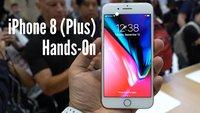 iPhone 8 im Hands On: Der erste Eindruck im Video