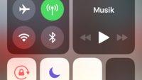 iOS 11: Bluetooth vollständig deaktivieren – so geht's