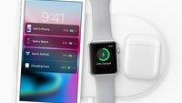 So lädt man iPhone X und iPhone 8 mit und ohne Kabel auf