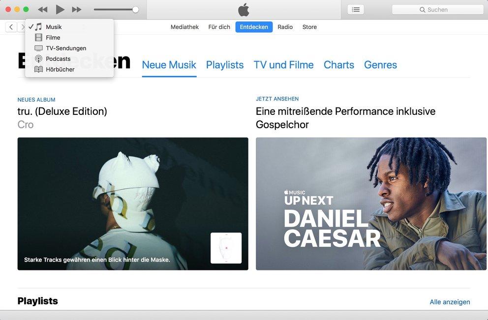 iTunes 12.7: Apple tötet den App Store