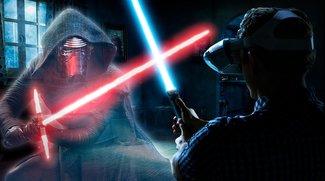 Jedi Challenges: Mit dem virtuellen Lichtschwert gegen Darth Vader und Kylo Ren