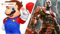 9 spektakuläre Karrieren in Videospielen – Vom Klempner zum Gott