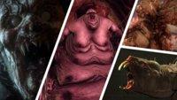 15 Gegner in Videospielen, die einfach nur eklig sind
