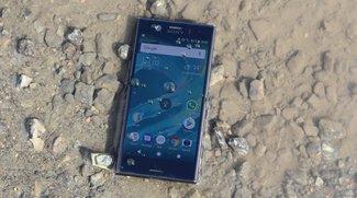 Sony Xperia XZ1 Compact im Test: iPhone-8-Killer mit 3D-Kamera?