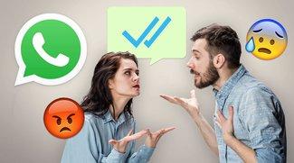 "WhatsApp-Status: ""Geisel"""