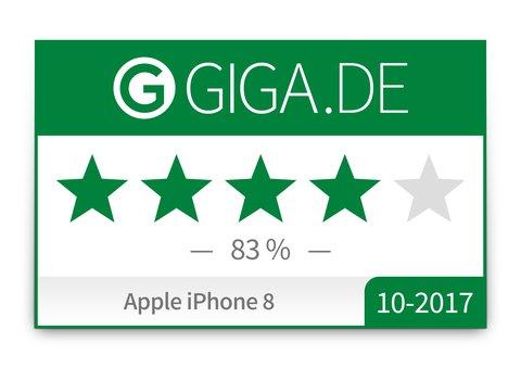 apple-iphone-8-giga-wertung-badge