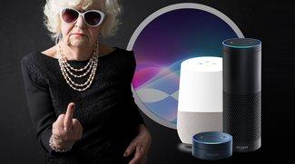 F**k you Siri, Alexa und Co! GIGA-Leser erteilen Sprachassistenten eine Abfuhr