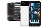 Vom Nexus One zum Pixel 2: Googles Smartphones in der Übersicht