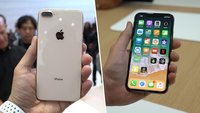 5 Gründe für das iPhone 8 Plus – und gegen das iPhone X