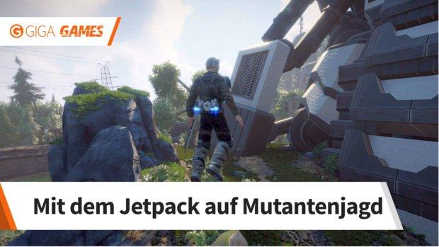 ELEX: Jetpack richtig nutzen und Boni erhalten