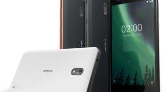 Nokia 2 vorgestellt: 99-Euro-Smartphone mit Monster-Akku