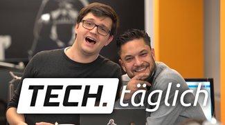 Face ID und Touch ID im Videovergleich, Prozessor für Galaxy S9 bekannt und Logitech ist wieder toll – TECH.täglich