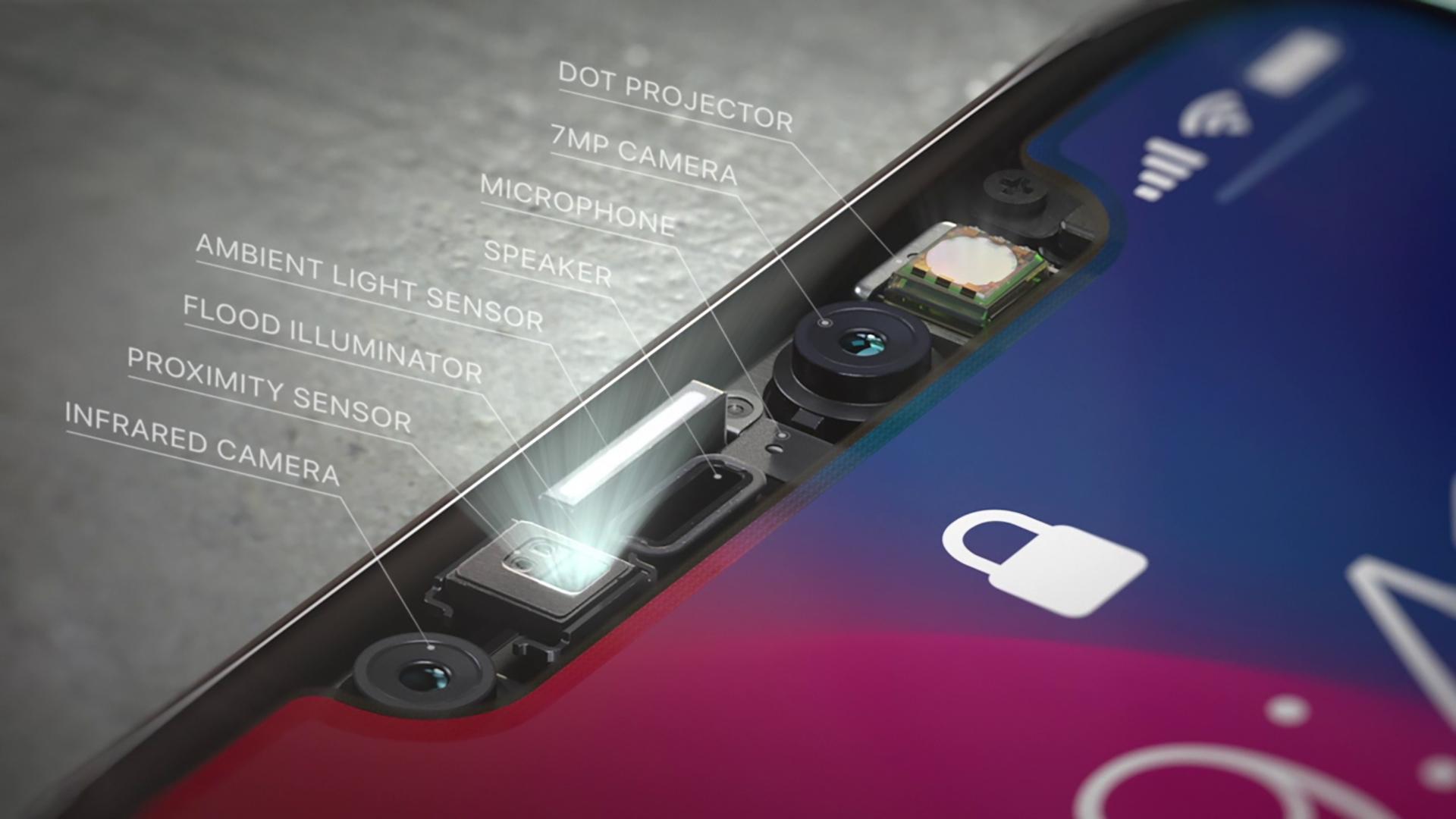 Vein ID als Ergänzung zu Face ID? iPhone soll Gesichts-Venen scannen