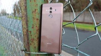 Huawei Mate 10 Pro im Test: Aufreizender Akku-König