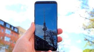Samsung Galaxy S8: Seitenlicht aktivieren und einrichten