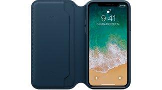 Design-Fail: Offizielle iPhone-X-Lederhülle deckt Mikrofon ab, Gespräche kaum möglich