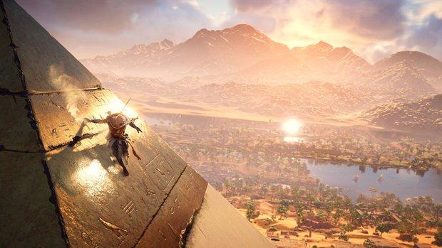 Assassin's Creed Origins: Entwickler waren anfangs nicht vom Setting überzeugt – Fan vermutet nächsten Teil in Japan