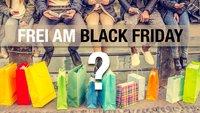 Black Friday als Feiertag? So habt ihr entschieden