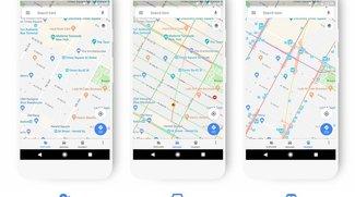 Google Maps mit neuem Design: So schön sieht die App jetzt aus