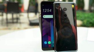 HTC U11 Plus im Hands-On-Video: Die halbtransparente Schönheit
