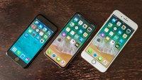 iPhone-X- und iPhone-8-Verkaufszahlen: Zulieferer schlagen Alarm