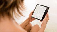 Kindle Oasis: Die Neuheiten und Unterschiede zum Kindle Paperwhite
