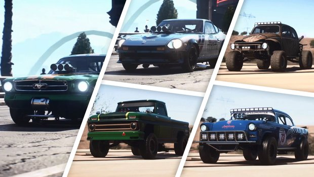 Need for Speed Payback: Alle Wracks und Wrack-Teile - Fundorte im Video