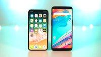Schnelles Aufladen: Android Top, iPhone Flop