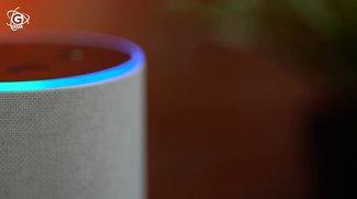 Alexa leuchtet gelb: Was bedeutet das?
