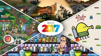 Das Best of Casual Games 2017 feat. SpielAffe!